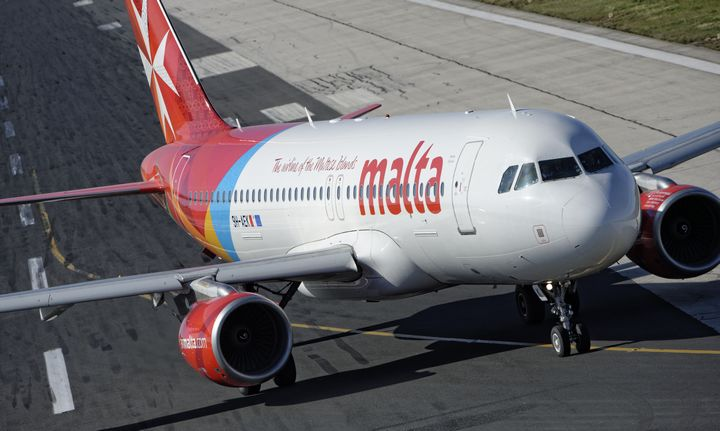 Air Malta adds new frequency on Malta - Djerba schedule