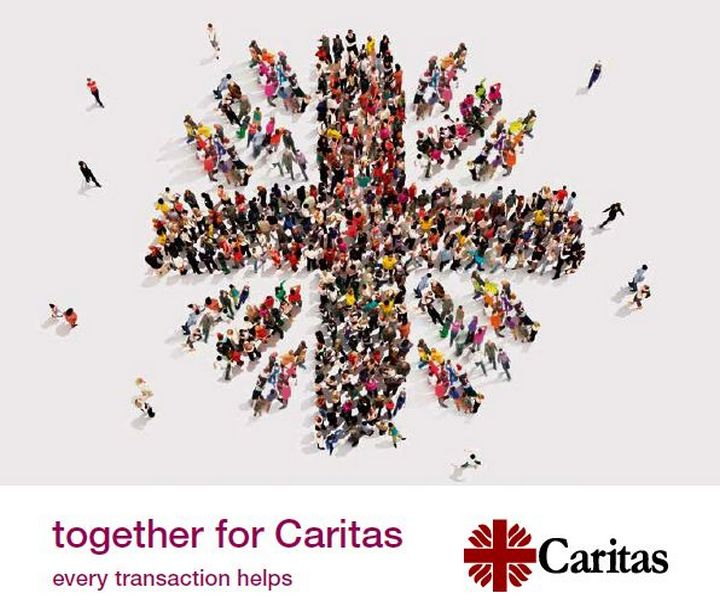 BOV Cards and BOV Mobile in support of 'Together for Caritas' campaign