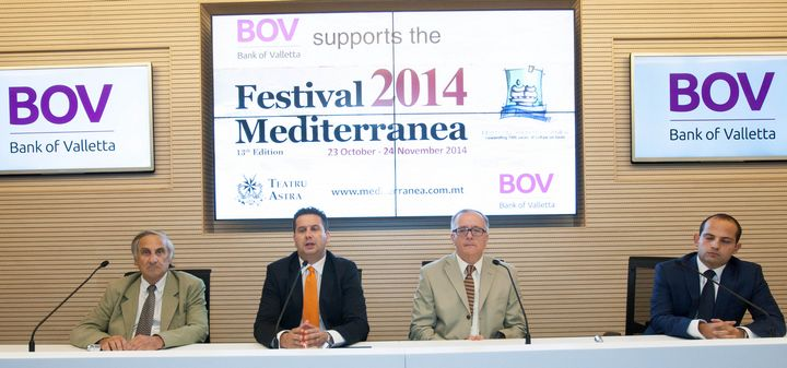 Festival Mediterranea: Launch of Gozo's Autumn Festival and Nabucco