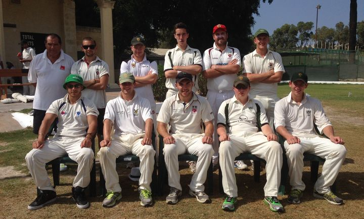 Marsa take on visiting team Crouch End CC in a weekend of cricket