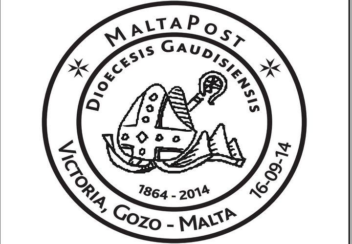Gozo special hand postmark to be used – Dioecesis Gaudisiensis