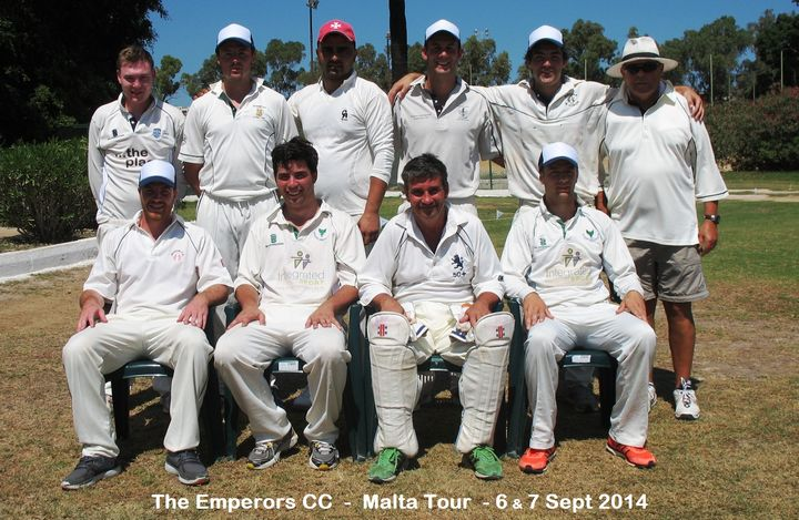 Marsa and new touring team Emperor's CC play exciting weekend of cricket