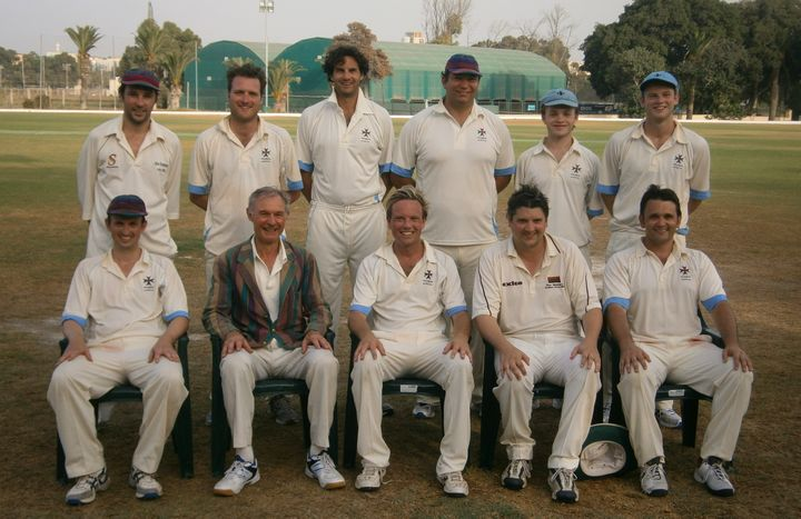 A busy weekend of cricket for Marsa, taking on 2 touring teams