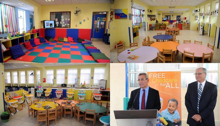 Over 2,700 Children attending free childcare in Malta and Gozo