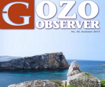 Gozo Observer 30th edition for summer 2014 issued by the Gozo Campus