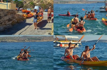 First edition of 'Gozo Splash' is great success & enjoyed by all
