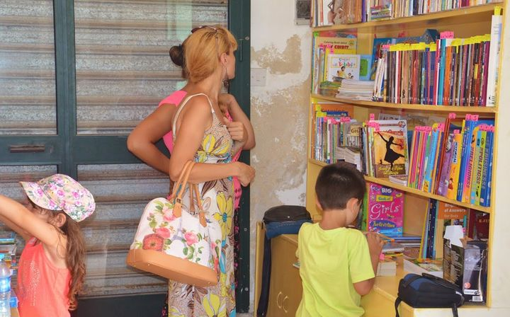 JP2 Foundation Summer Book Fair open again this weekend in Marsalforn