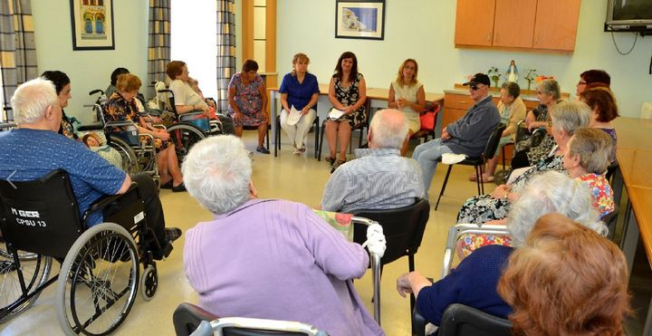 2nd Gozo Consultation meeting held for residents in elderly care homes