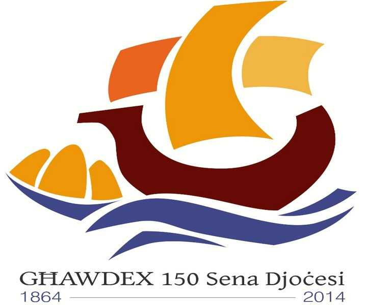 Gozo Diocese launches the official 150th anniversary logo