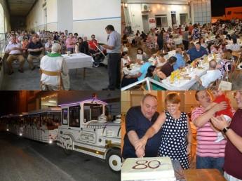 Magro End of Season BBQ & Three Hills Kunserva 80th anniversary