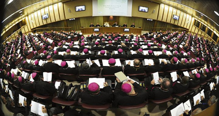 God's Plan for Marriage and the Family discussed at the Synod of Bishops