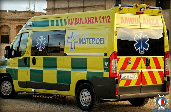 45-year old man grievously injured after fall at an industrial complex