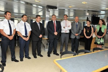 Net loss of Gozo Channel decreased by € 671,422 - Gozo Minister