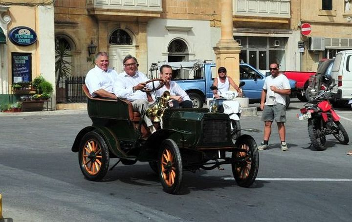 Gozo Siddeley returns to Malta ready for the Mdina Grand Prix weekend