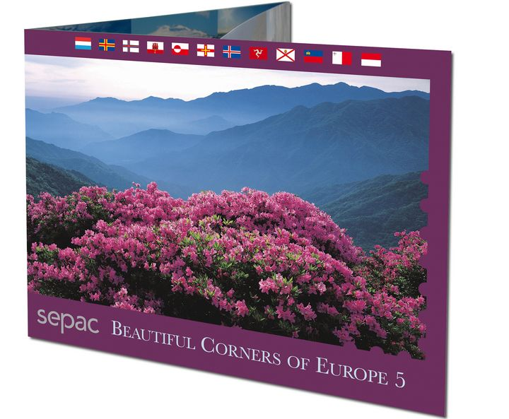 MaltaPost Issues the SEPAC Folder 2014: Beautiful Corners of Europe 5
