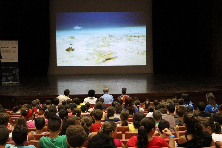 Public screening of underwater documentary focusing on Mgarr ix-Xini
