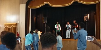 Somali immigrants celebration and social activity held in Victoria