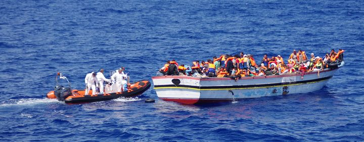 MOAS assists in rescue of 1500 migrants during first 2 weeks of operation