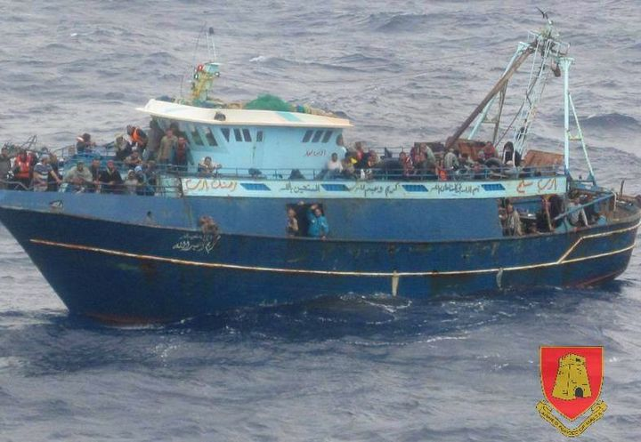 Over 200 migrants expected to arrive in Malta today, after AFM rescue