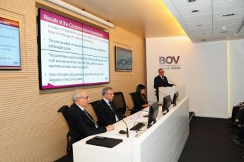 BOV reports profits of €104.1 million for financial year ended 30th September