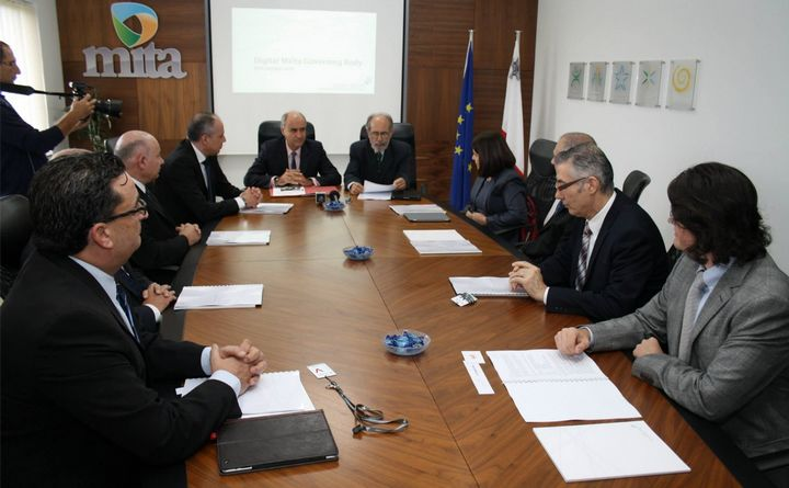 Digital Malta Governing Body launched - the national strategy for ICT