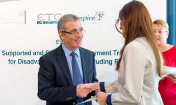 Vodafone participates in the Sheltered Employment training project