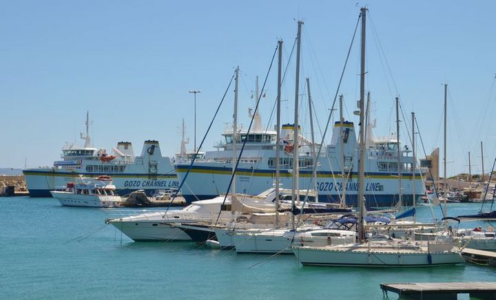 Gozo Channel passengers, vehicles and crossings all up in 3rd quarter