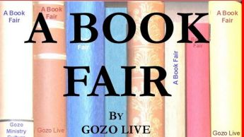 Gozo Live Book Fair programme of events for Saturday, the final day