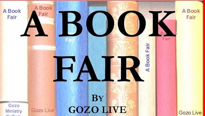Gozo Live annual book fair next week at the Ministry for Gozo