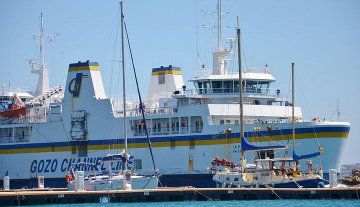 No hot drinks being served on Gozo Channel ferries from tomorrow