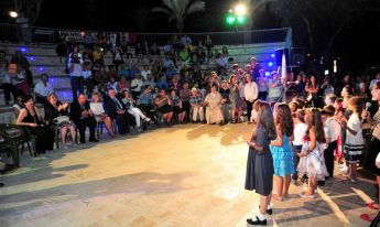 Grandparents Day celebrations held in Gozo organised by Nanniet Malta