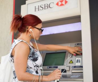 HSBC Malta introduces talking ATMs for the visually impaired