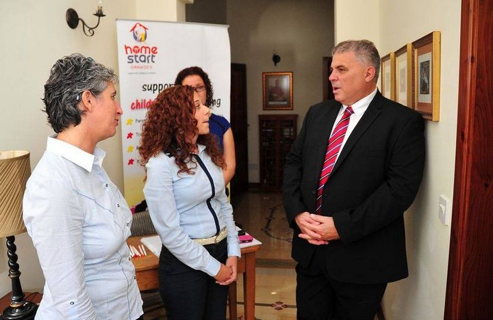 Gozo seminar held to promote awareness of Home-Start Ghawdex