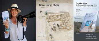 Gozo, Island of Joy: Lykke Stjernswärd's fine art photographic exhibition