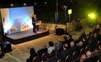 New Gozo MCAST Centre inaugurated in Ghajnsielem on Monday