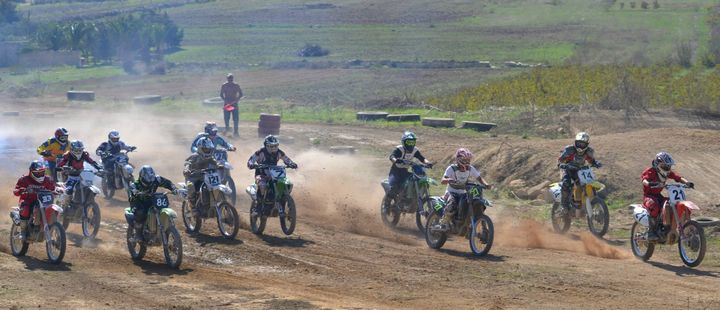 ASMK Motocross pre-Championship event held in Nadur
