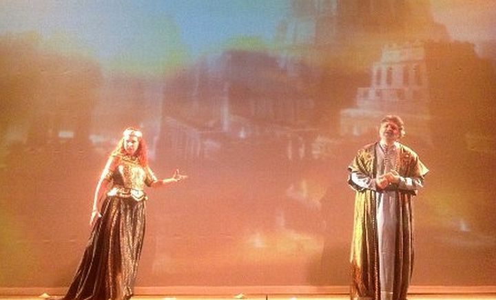 Astra Theatre's Nabucco performed to a packed auditorium
