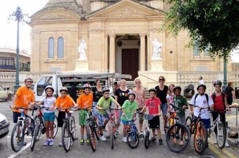 Duathlon event held in Nadur as part of European Move Week