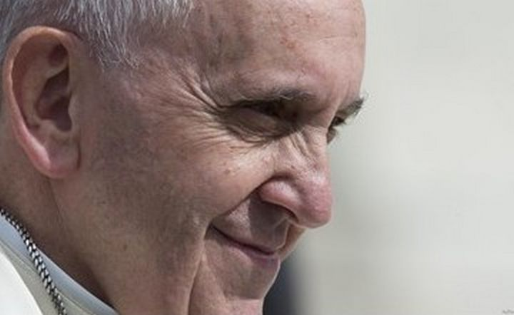 Pope Francis: The good always wins, even if it can appear weak & hidden