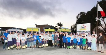 President inaugurates 'Lifesaver' hydro ambulance at ERRC Headquarters