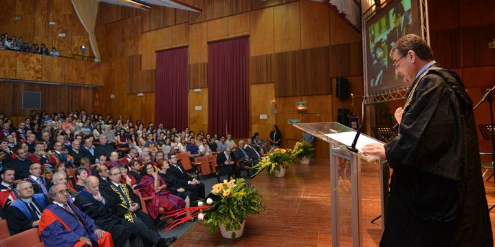 Opening of Academic Year 2014-5: Strive, ERR Learn..Succeed, Grow, Live
