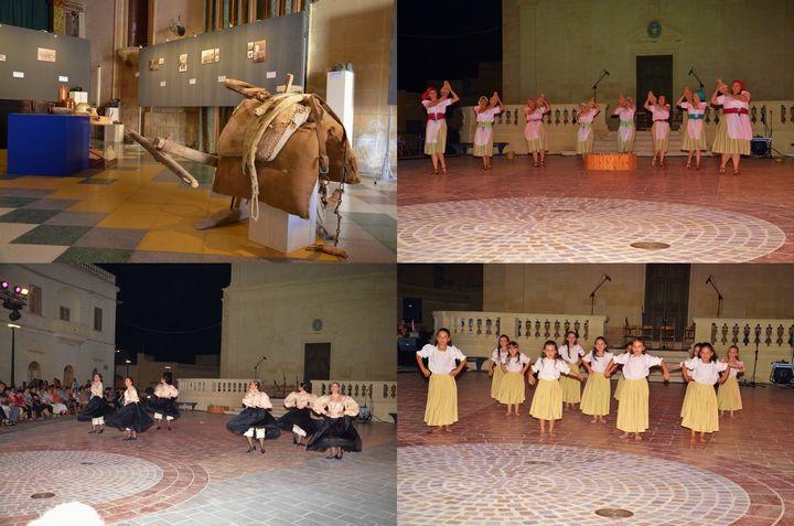 Dawra Durella Folk Fest: 4-day festival entertains large crowds at San Lawrenz