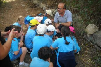 Gozo College San Lawrenz Primary students visit Malta on educational trip