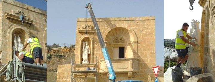 Saint Ursula: 400th anniversary since the arrival of the statue & relic in Gozo