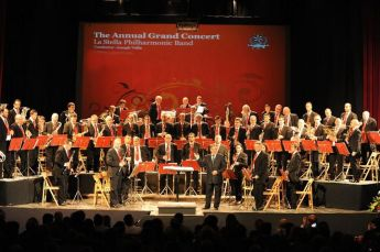 The 2014 Annual Grand Concert with the La Stella Philharmonic Band