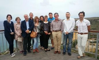 Gozo hosts first meeting of BEST: An Erasmus+ KA2 project between 7 countries