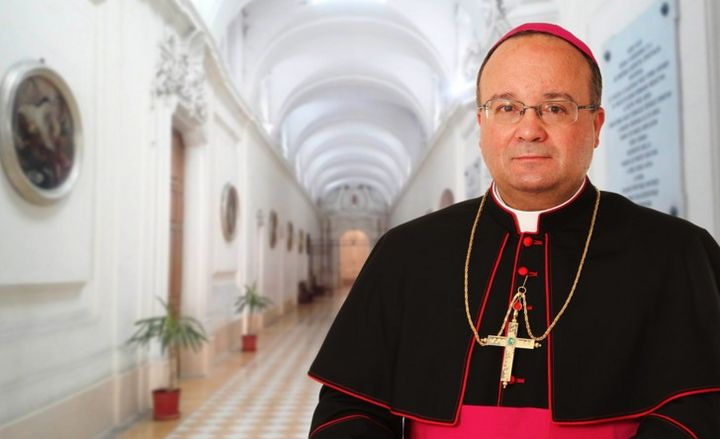 Mgr. Charles J. Scicluna to be installed as Malta's new Archbishop today