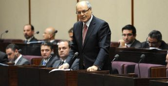 Budget 2015 presented to the House by Finance Minister Edward Scicluna
