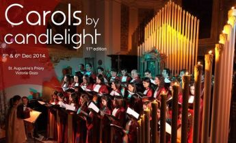 Carols by Candlelight with Schola Cantorum Jubilate returns to Gozo