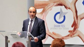 Consultation process of the National Diabetes Strategy launched today
